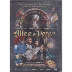 I Dvd Cinema di Sorrisi - n. 15 - Alice e Peter    - settimanale  luglio  2021