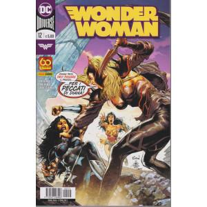 Wonder Woman -n. 12     -  mensile - 27 maggio 2021