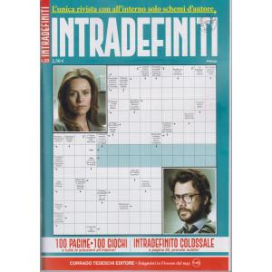 Interdefiniti - n.20 - bimestrale -febbraio - marzo 2021 - 100 pagine - 100 giochi