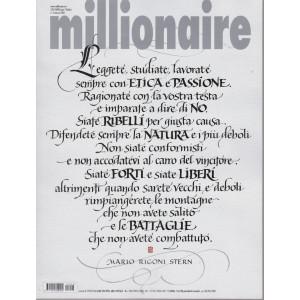 Millionaire - n. 3 - marzo 2021 - mensile