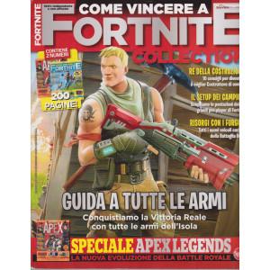 Come vincere a Fortnite collection - n. 2 - bimestrale - febbraio - marzo 2021 - 2 numeri - 200 pagine!