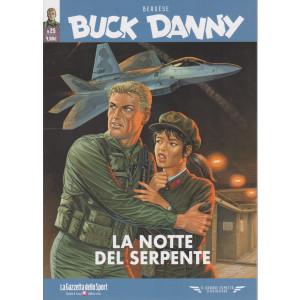Buck Danny -La notte del serpente- n. 25 - settimanale