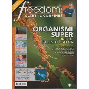 Freedom Magazine -Organismi super. L'unione fa l'intelligenza - n. 21  - mensile - ottobre 2021