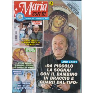 Maria con te - n. 2 - settimanale -10 gennaio 2021