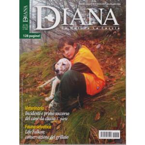 Diana - n. 6 - mensile -giugno   2021- 128 pagine!
