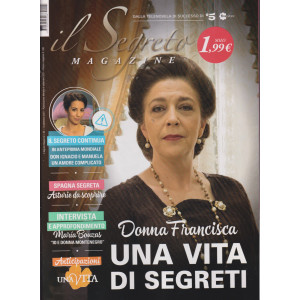 Il Segreto Magazine - Mensile n. 85 -14 settembre  2021