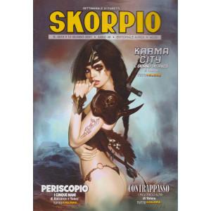 Skorpio - n. 2310 - 10 giugno  2021 - settimanale di fumetti
