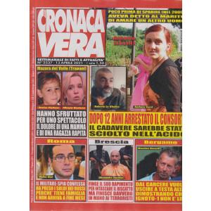 N.Cronaca Vera - n. 2537- 13 aprile   2021- settimanale di fatti  e attualità