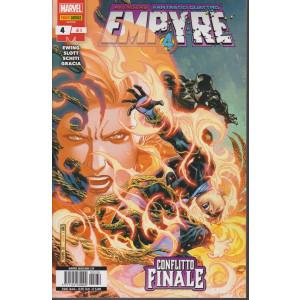 Marvel miniserie - n. 239 - Empyre - Conflitto finale - quindicinale - 10 dicembre 2020