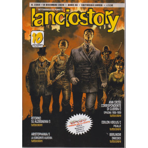 Lanciostory - n. 384 - settimanale di fumetti - 14 dicembre 2020