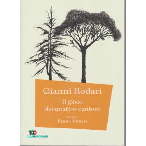 Gianni Rodari - Il gioco dei quattro cantoni- n. 18 - settimanale - 209  pagine