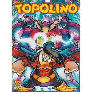 Topolino - n. 3437- settimanale -6 ottobre 2021
