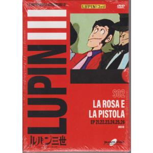 Le imperdibili avventure di Lupin III - La rosa e la pistola  - settimanale