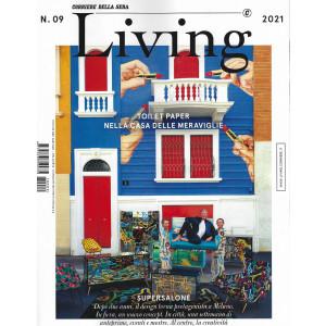 Living  - Mensile - n. 9 - settembre  2021