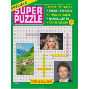 Speciale Super Puzzle - n. 268 - trimestrale - febbraio - aprile 2021 - 164 pagine