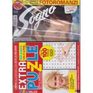 Sogno + Extra puzzle- n. 52 - settimanale -23/7/2021 - 2 riviste