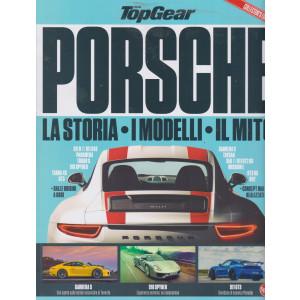 TopGear - Porsche - n. 1 - bimestrale - luglio - agosto 2021 -