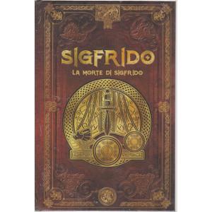 Mitologia Nordica- Sigfrido la morte di Sigfrido   -  n. 32 - settimanale - 7/5/2021- copertina rigida