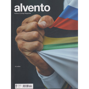 Alvento - n. 17 - bimestrale -ottobre  2021