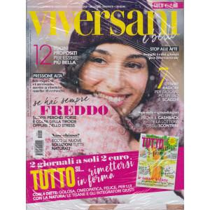 Viversani e Belli  - n.1  -31/12/2020- settimanale - + Tutto su...rimettersi in forma - 2 riviste