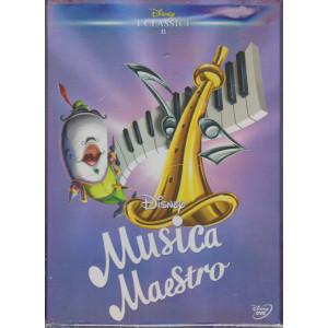 I Dvd di Sorrisi 4 - n. 7 - Musica Maestro - 15/12/2020 - settimanale