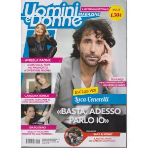 Uomini e Donne Magazine - n. 12 - settimanale -23 aprile  2021