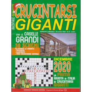 Crucintarsi giganti - n. 18 - mensile - dicembre 2020