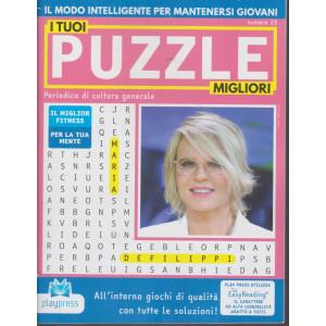 I tuoi puzzle migliori - n. 23 - 8/12/2020 - bimestrale