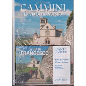 Meridiani Cammini - La via di Francesco - n. 7 - bimestrale - 16/9/2020