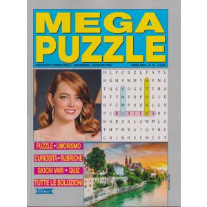 Mega Puzzle - n. 91 - trimestrale -novembre - gennaio 2022