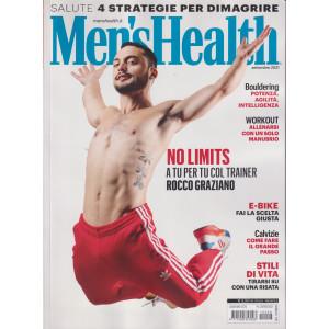 Men's Health - n. 228 -settembre 2021 - mensile