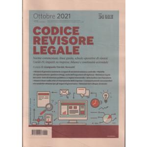Codice revisore legale - n. 4 - ottobre 2021 - mensile