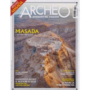 Archeo - n. 435- mensile - maggio   2021