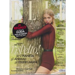 Elle   n. 16 -  6/5/2021- settimanale -+ in regalo Very Elle la grande guida agli accessori buy now! - 2 riviste