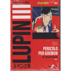 Le imperdibili avventure di Lupin III -Pericolo per Goemon- n. 27 - settimanale