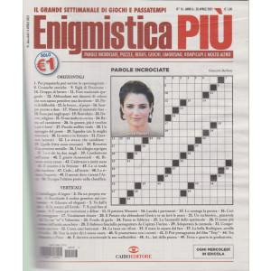 Enigmistica Piu' - n. 16  - settimanale -20 aprile  2021