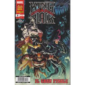 Marvel miniserie -King in black- Il gran finale -  n. 246 -mensile  - 10 giugno  2021