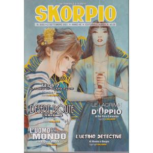Skorpio - n. 2322 - 2 settembre 2021 - settimanale di fumetti