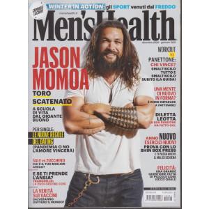 Men's Health - n. 222 - dicembre 2020 - gennaio 2021 - mensile