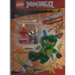 Lego Word - Ninjago - n. 5 - bimestrale -28 gennaio 2021