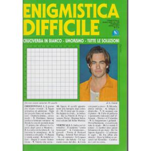 Enigmistica difficile - n. 133 - trimestrale - febbraio - aprile 2021