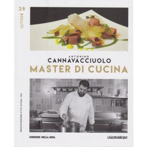 Master di Cucina - Antonino Cannavacciuolo - n. 28  Bolliti - Dal taglio alla presentazione  -   settimanale -