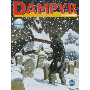 Dampyr - Stavkirke - n. 251 - 4 febbraio  2021 - mensile
