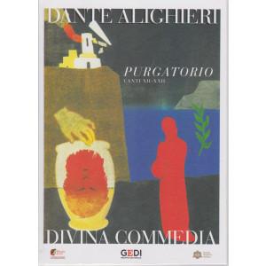 Dante Alighieri - Divina Commedia -Purgatorio canti XII-XXII - vol. 5 - 25/2/2021 - quattordicinale - copertina rigida