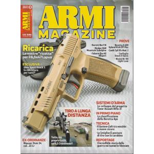 Armi magazine - n. 3 - marzo 2021 - mensile