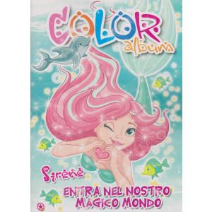 Color Album - n. 5 -Sirene -  bimestrale - aprile - maggio  2021