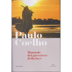 I Libri di Sorrisi 2 - n. 8  - Paulo Coelho -Manuale del guerriero della luce-  12/1/2021- settimanale  - 153 pagine - copertina flessibile