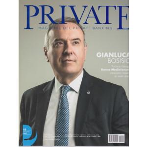 Private -  Magazine del private banking - n. 5 - maggio  2021 - mensile -