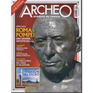 Archeo - n. 431- mensile - 9 gennaio 2021