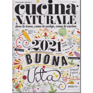 Cucina Naturale   - n. 1 - 22/12/2020 - mensile